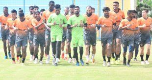Gokulam Kerala FC all set for Assam Rifles challenge!