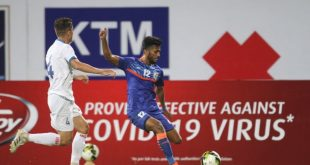 India's Farukh Choudhary: Strikers need to be ruthless in front of goal!
