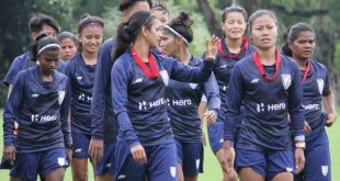 Indian Women's Team players echo their thanks to gracious hosts Jharkhand Government!