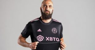 Inter Miami CF announce XBTO as first-ever jersey sponsor!