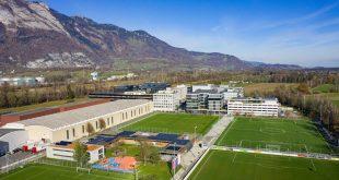 Liechtenstein Football Association opens national training centre with UEFA support!