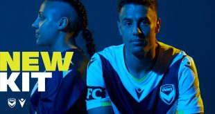 Macron & Melbourne Victory FC have unveiled their new 2021/22 season kits!