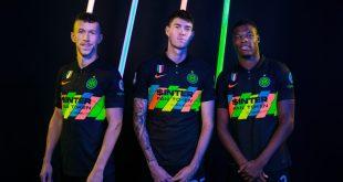 Nike & Inter Milan launch an inspirational 2021/22 season third kit!