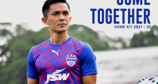 VIDEO: New Bengaluru FC 2021/22 home kit by PUMA launched!