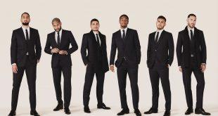 Paris Saint-Germain get dressed up in Dior!