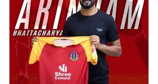 The Independent Bengal VIDEO: Interview with new SC East Bengal keeper Arindam Bhattacharya!