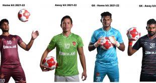 Gokulam Kerala FC unveil new Sega kits for 2021/22 season!
