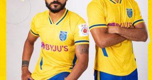 VIDEO: Six5Six & Kerala Blasters launch the club's new 2021/22 home kit!