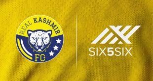 Six5Six named new Real Kashmir FC official kit sponsor!