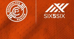 Six5Six named new RoundGlass Punjab FC official kit sponsor!