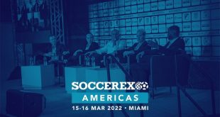 Soccerex announces rescheduling of Americas event in Miami Beach for March 2022!