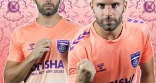 VIDEO: Odisha FC's second kit by hummel revealed as tribute to the Kalinga Warriors!