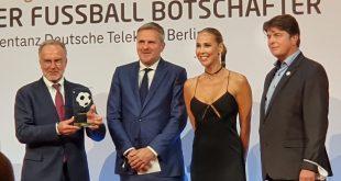 Uli Stielike, Kai Havertz & Bayern Munich are German Football Ambassador's 2021!
