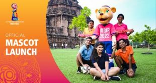Introducing Ibha – Official Mascot for the 2022 FIFA U-17 Women's World Cup – India!