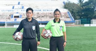 Indian Women referees breaking stereotypes in the I-League Qualifiers!