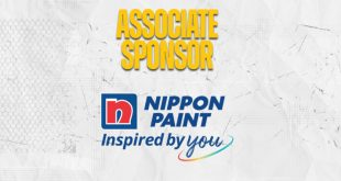 Nippon Paint becomes associate sponsor of Chennaiyin FC for the fifth year!