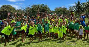 Cook Islands host first Future Stars festival!