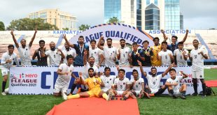 Rajasthan United FC crowned champions of the I-League Qualifiers 2021!