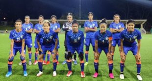 India Women's Team lose lead & match 2-3 against Sweden's Hammarby IF!
