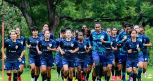India Women's Team prepares for two tough friendlies in Sweden!