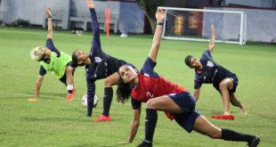 India Women's Team look to continue good work against Djurgarden!