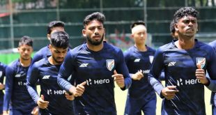 All about you and ourselves, as Blue Tigers prepare for SAFF Cup final!