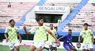 Kerala United FC end I-League Qualifiers campaign with a win over ARA FC!