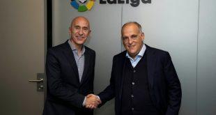LaLiga Tech and World Padel Tour strike partnership!