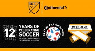 Major League Soccer & Continental Tire announce multi-year partnership renewal!
