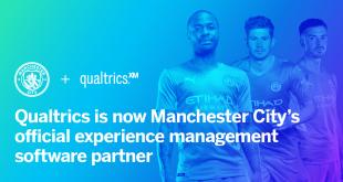 Manchester City kicks-off new partnership with Qualtrics!