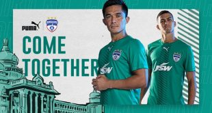 New Bengaluru FC 2021/22 third kit by PUMA launched!